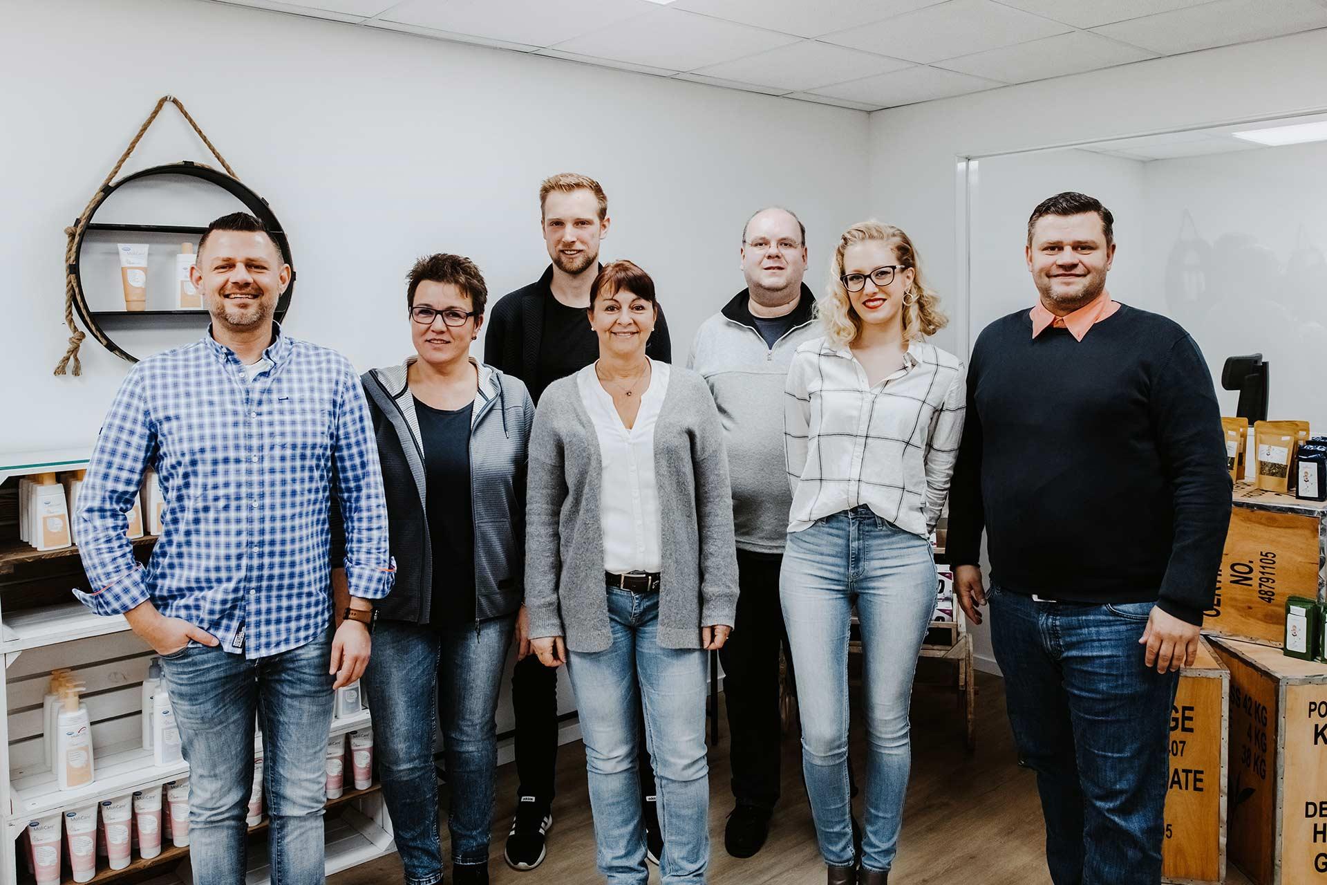 Pflege in Baddeckenstedt: Das Team der eden GmbH